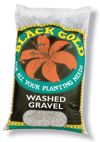 Black Gold 1390502 2-Quart Washed Gravel (Plant Gravel)