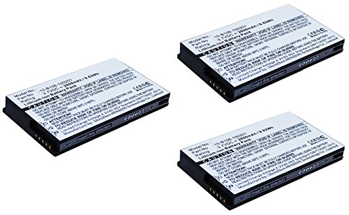 Widefly BT350 Credit Card Reader Battery Combo-Pack Includes: 3 x SDPOS-L1934 Batteries by Synergy Digital