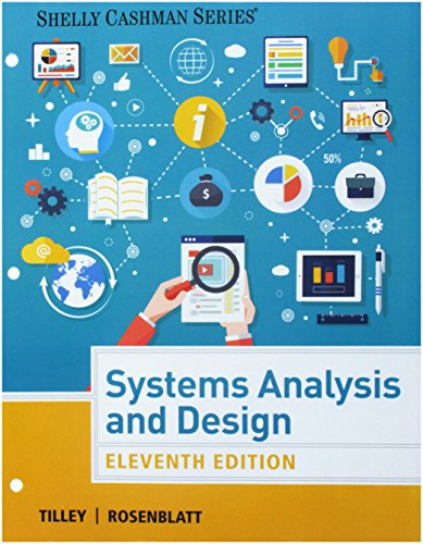 Bundle: Systems Analysis and Design, Loose-leaf Version, 11th + LMS Integrated MindTap MIS, 1 term (6 months) Printed Ac