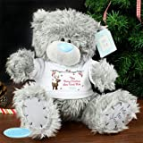 Official Licensed Product Me To You Personalised CHRISTMAS Tatty Teddy Bear