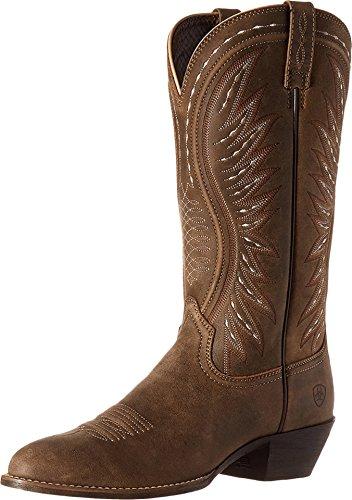Ariat Women's Bomber Ammorette Cowgirl Boot Round Toe Brn...