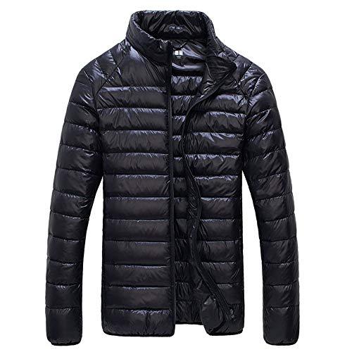 Down Coat Duck 90 Wu98 Parkas Ropa Mazf Ultraligera Portable White Black Casual Hombres De Snow Cold Chaqueta Invierno Pocket Abrigo qwZ5SI5C