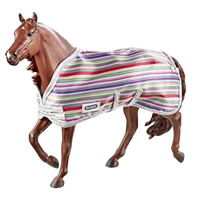 Breyer Colorful Blanket - Assorted Styles Available: Toys & Games