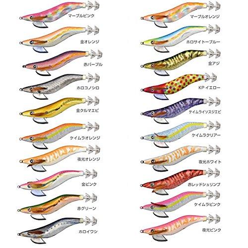 オーシャンルーラー(Ocean Ruler) エギスタ 3.5号KPイエローの商品画像