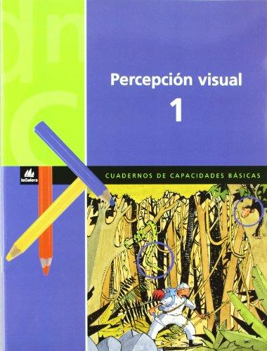Descargar Libro Cuaderno De Percepción Visual 1 Vv.aa.