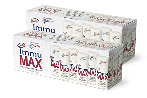 Immunation ImmuMAX Immunity Support Supplement – Convenient Single Dose Bottles, 28 Count For Sale