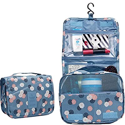 Woworld Hanging Toiletry Bag Organizer for Travel Accessories