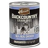 Merrick Backcountry Grain Free 96% - Real Chicken ...