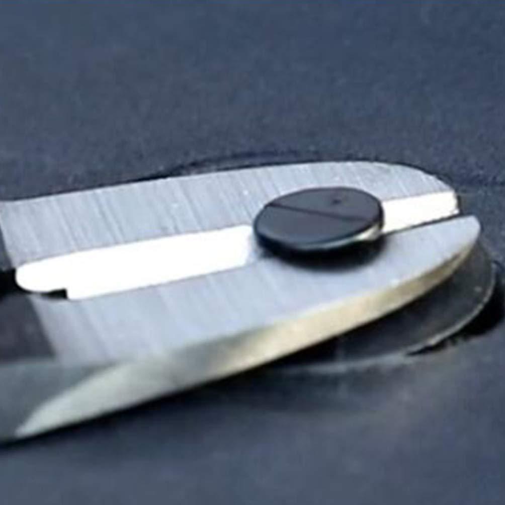 DOITOOL Alicates planos de acero inoxidable alicates de corte diagonal panel de moldura del autom/óvil cortador de clip extractor de sujetadores herramienta de remoci/ón de remaches