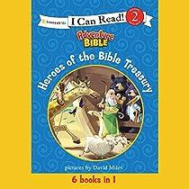 HEROES OF THE BIBLE TREASURY