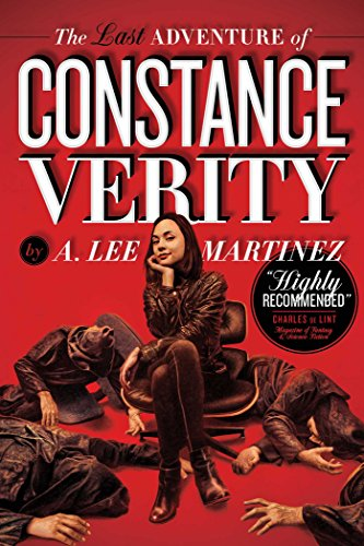 Book Cover: The Last Adventure of Constance Verity