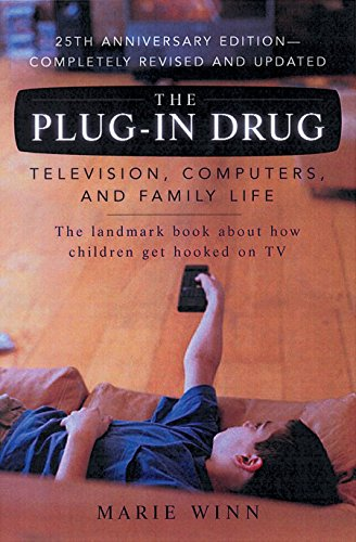 marie winn television the plug in drug 50 essays The plug-in drug marie winn background organization analysis purpose understanding application structure main ideas rhetoric winn structures her essay in short sections separated by titles in order to convey complex thoughts without lumping ideas together.