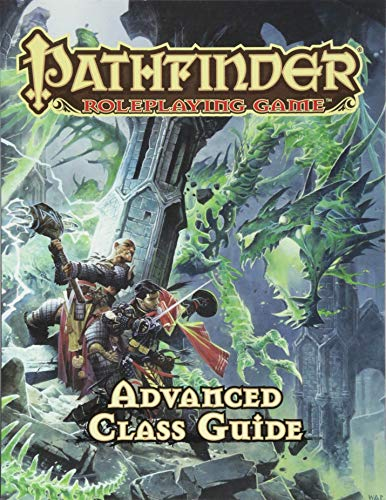 Pathfinder Roleplaying Game: Advanced Class Guide Pocket Edition ()
