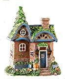 Fairy Garden Solar LED House