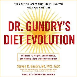 Dr. Gundry's Diet Evolution Audiobook