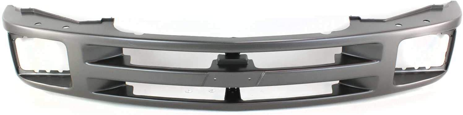 Grille Frame Compatible with 1994-1997 Chevrolet S10 Painted-Gray with Sealed Beam Headlight