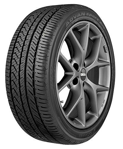 Yokohama ADVAN Sport A/S All-Season Radial Tire - 275/35R19 110Y