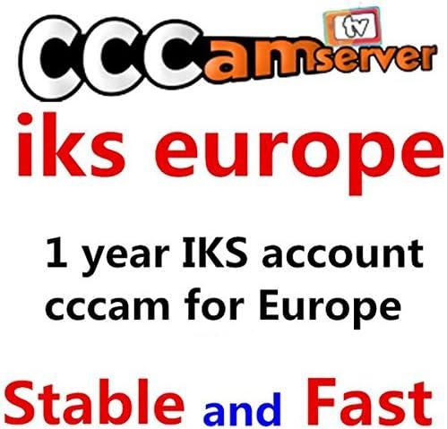 ARBUYSHOP 12 Meses Europa Cccam Cline Estable servidor durante 1 ...