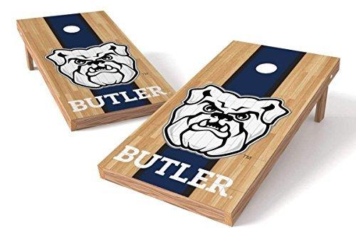 PROLINE NCAA College 2' x 4' Butler Bulldogs Cornhole Board Set - Court [並行輸入品]