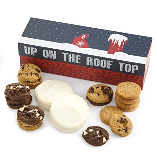 Mrs. Fields Up On The Rooftop Box, 1.18 Pound (Pack of 20)