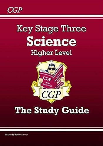 ks3 science study guide higher cgp ks3 science amazon co uk rh amazon co uk CGP Fittings CGP Education