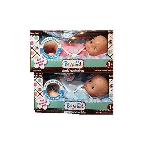 Babys First Bathtime baby ()
