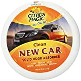 Citrus Magic 866472426 On The Go Luxurious New Car Solid Air Freshener - 8 oz.