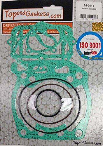 Water Pump Repair Rebuild Kit NEW Gaskets Seals Suzuki RM 250 01-08 PN230021