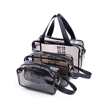 ca07edd44695 Homekit Clear Toiletry Bag Travel Luggage Carry ... - Amazon.com