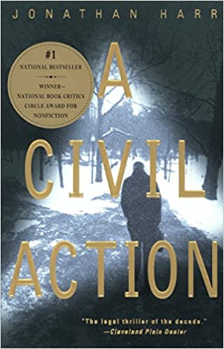 amazon a civil action jonathan harr environmental policy