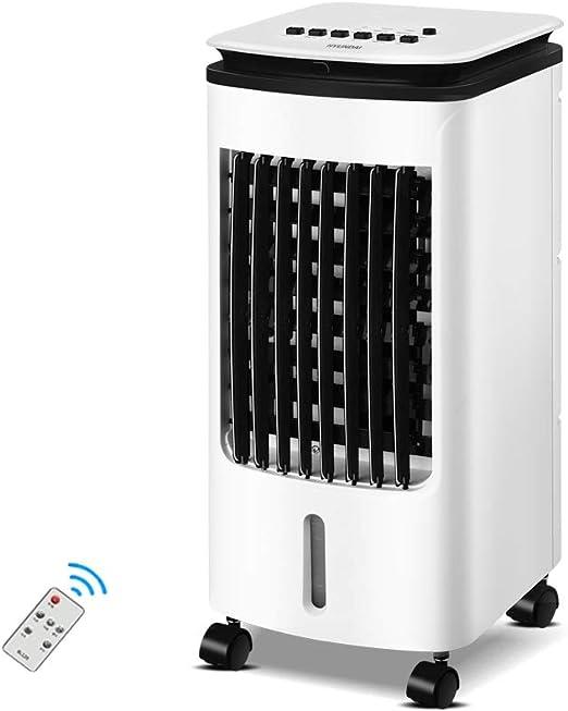 Potente ventilador de aire acondicionado con evaporador digital de ...