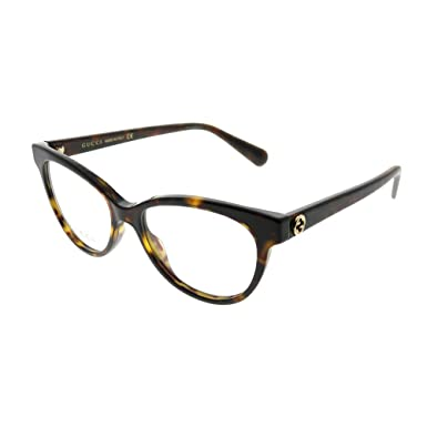 e8a159a2bc9 Image Unavailable. Image not available for. Color  Eyeglasses Gucci GG 0373  O- ...