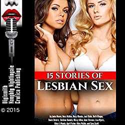 15 Stories of Lesbian Sex
