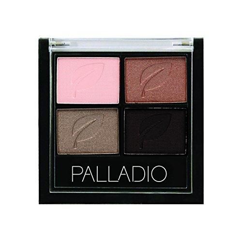Palladio Eyeshadow Quad, Tantalizing Taupe ()