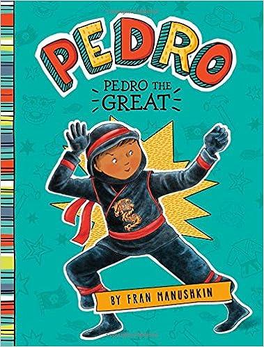 Amazon.com: Pedro the Great (9781515819134): Fran Manushkin ...