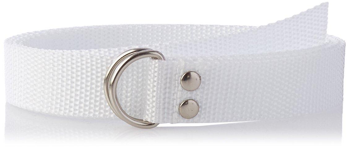 Schutt Sports Football Belt, One-Size-Fits-All, White by Schutt (Image #2)