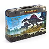 Upper Deck Dinosaurs Cards, Multicolor