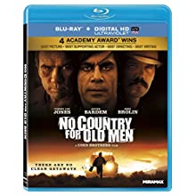 No Country For Old Men [Blu-ray + Digital] (2014)