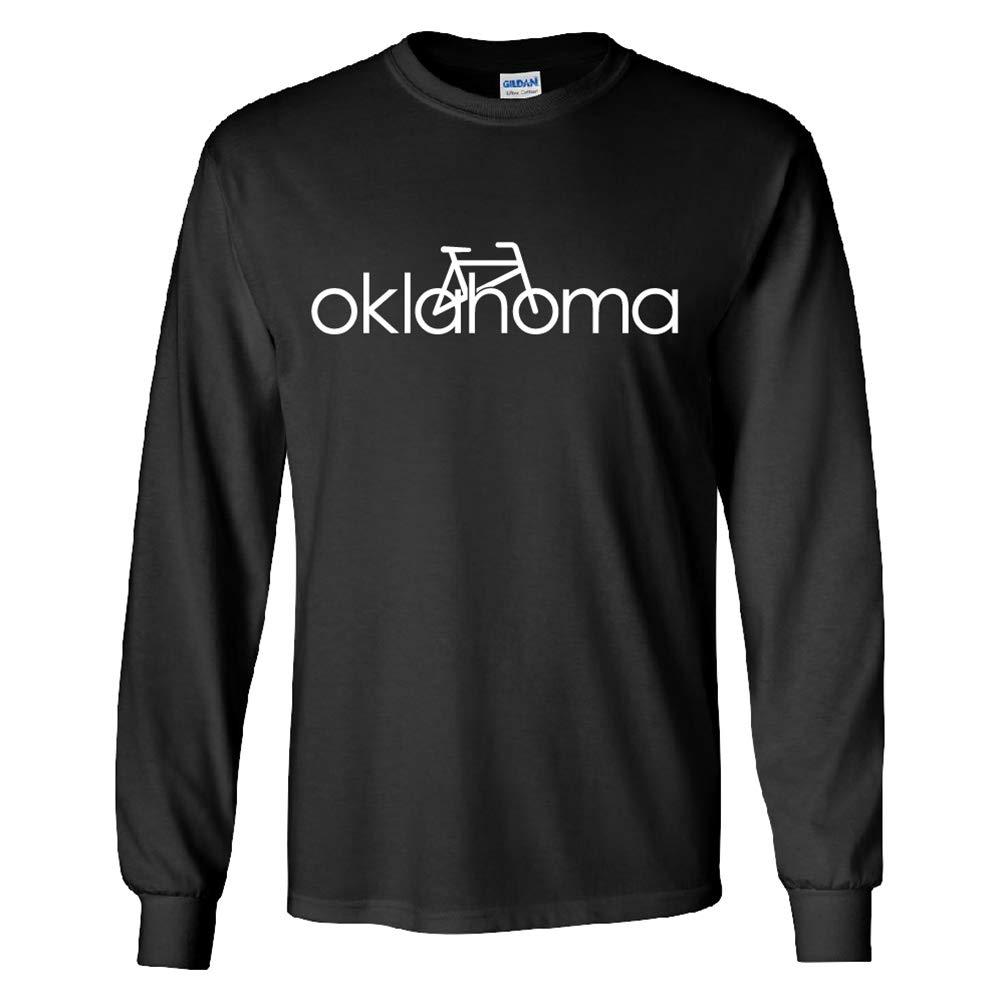 Image Sport Bike Oklahoma T Shirt 7958