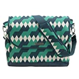 timi & leslie Messenger Bag, Emerald Lagoon
