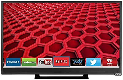 VIZIO E241I-B1 24-Inch 1080p 60Hz LED TV (Refurbished)