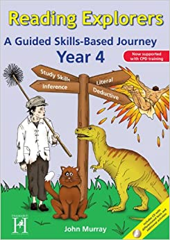 Reading Explorers: Year 4: A Guided Skills-based Journey: Year 4 (Book & CD): 2008