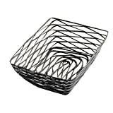 "Tablecraft (BK17209) 9"" Rectangular Basket – Artisan Series"