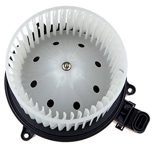 (OCPTY A/C Heater Blower Motor ABS w/Fan Cage Air Conditioning HVAC Replacement fit for 2004-2009 Replacement fit ford Expedition/2004-2009 Replacement fit ford F-150/2004-2009 Lincoln Navigator)