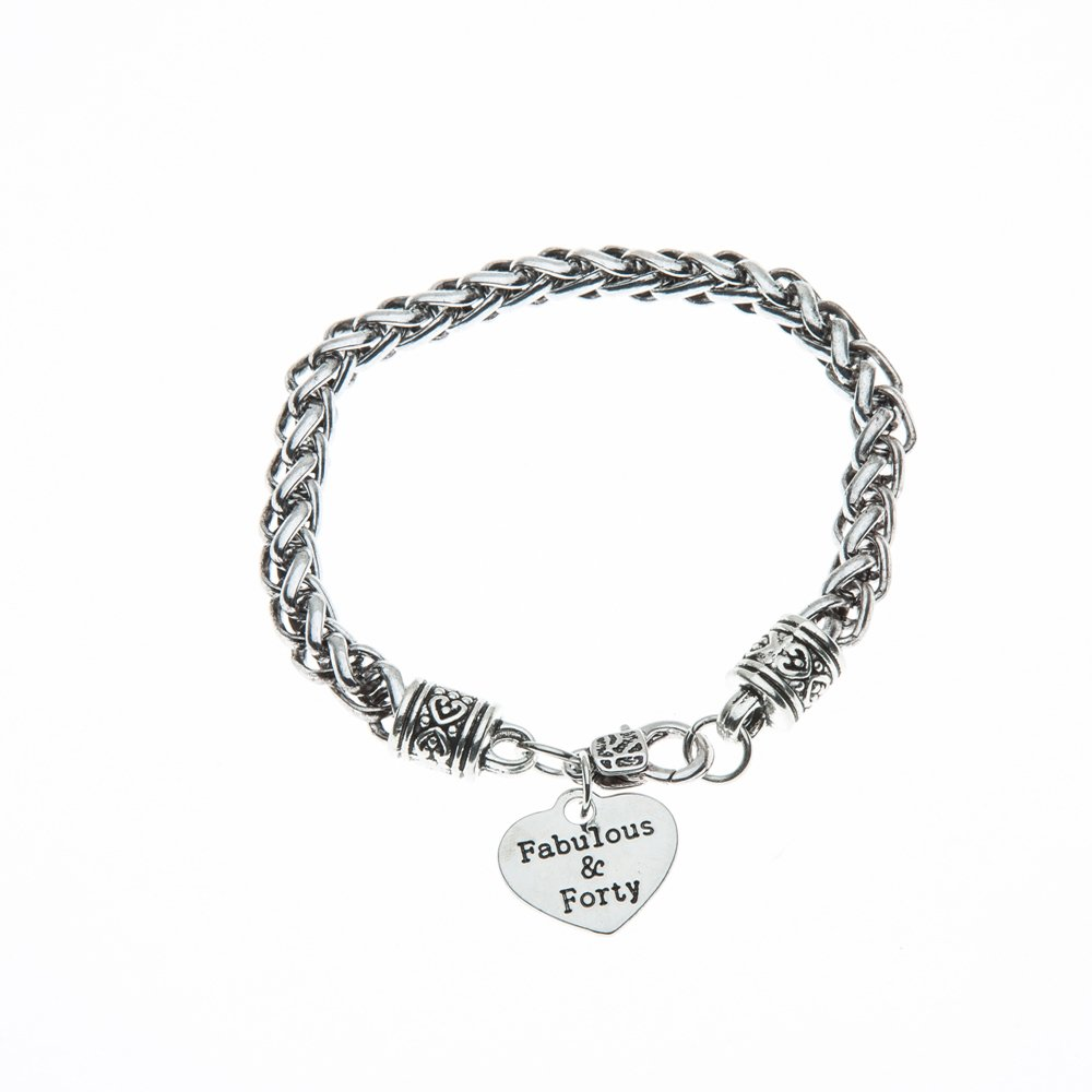 Amazon 40th Birthday Charm Bracelet Gifts For Women Jewelry Gift Ideas Her