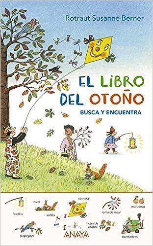 El libro del otoño. Busca y encuentra Primeros Lectores 1-5 ...