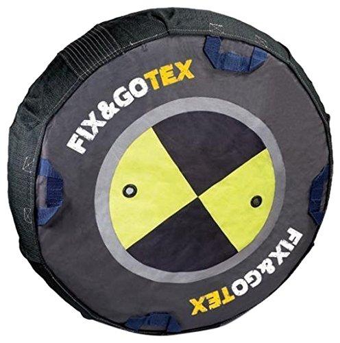 FIX & GO TEX FIXGOTEX-E Cadena de Nieve Textil (Juego de 2) Snovit