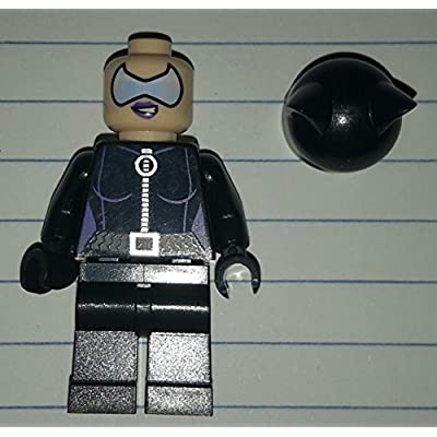 Lego Super Heroes Cat Woman Minifigure (2012): Toys & Games