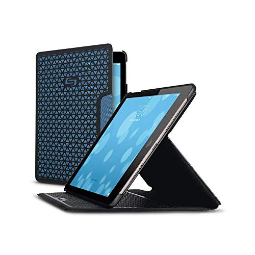 Solo Vector Slim Case for Ipad Mini 4 Tablet - Blue