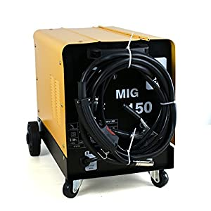 Gizmo Supply MIG-150 Flux Core Welder 40-150AMP from Gizmo Supply Co.